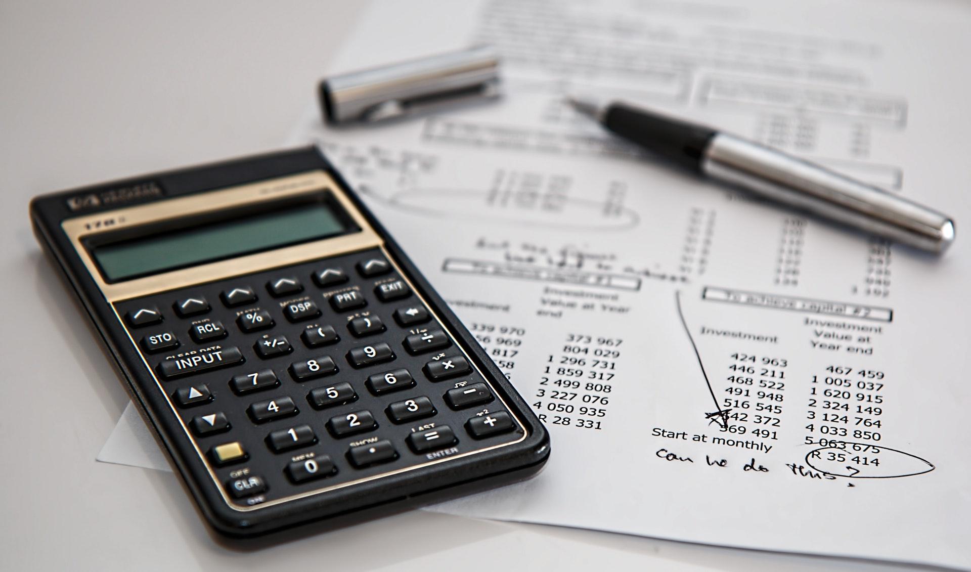 бюджет калькулятор планирование